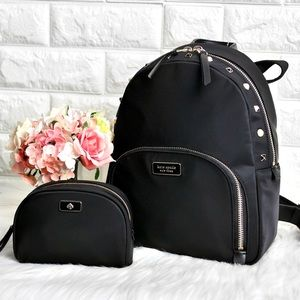 💖NWT Kate Spade Dawn Studded Backpack